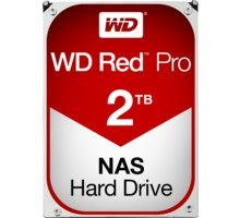 Disk HDD WD Red Pro 2TB