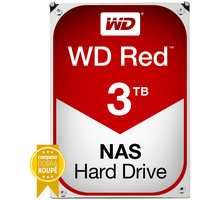 Hard disk HDD WD30EFRX RED 3TB