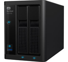 Server WD My Cloud PR2100, 4 TB