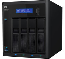 Server WD My Cloud PR4100, 16 TB